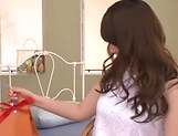 Sultry Yui Nishikawa enjoying awesome hardcore sex