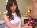 Sultry Yui Nishikawa enjoying awesome hardcore sex picture 15