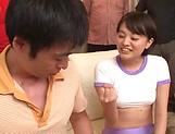 Kinky schoolgirl Aoyama Mirai enjoys being fucked picture 11