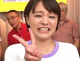 Kinky schoolgirl Aoyama Mirai enjoys being fucked