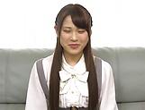 Hardcore schoolgirl Yuikawa Chihiro has her cunt nailed hard