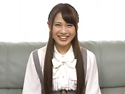 Yuikawa Chihiro is a horny chick with an insatiable pussy