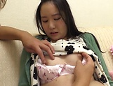 Cutie Ishida Yui likes getting toy teased erotically picture 15