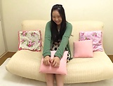 Cutie Ishida Yui likes getting toy teased erotically picture 2