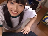 Wasa Yatabe enjoys choking on a dick picture 15