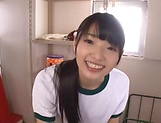 Wasa Yatabe enjoys choking on a dick