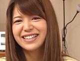Exquisite teen Reina Hashimoto enjoying hardcore anal bang