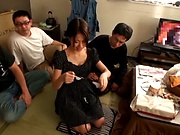 Tasty minx Emiri Toda loves hot steamy cocks
