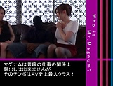 Yumi Kazama and Azumi Chino in a threesome fun picture 15