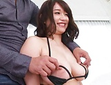 Hot chick Rena Momozono in action taking load picture 12