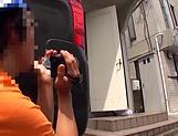 Cute Rion Nishikawa enjoys a kinky cunnilingus picture 14