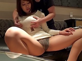 Kirishima Sakura enjoys having her cunt drilled