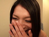 Yuuki Hodaka gets pleasured with a steamy blowjob