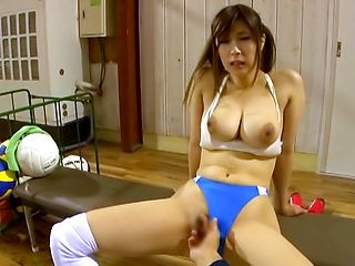 POV hardcore pounding scene involving hot Asian babe