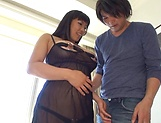 Amazing busty milf Nozomi Mikimoto in load moans picture 15