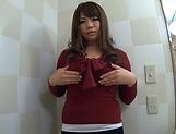 Mika Konishi,gets her horny self pleasured