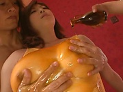 Chie Nakamua,enjoys an awesome rear fuck