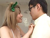 Naughty Ai Uehara in an amateur in porn video picture 12