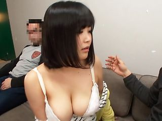Kawai Mayu, devoured with a raunchy tit licking