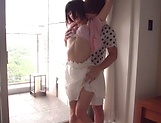 Spicy teen featured in a kinky bonking picture 15