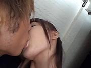 Ayami Shunka ,gets naughty on a dick