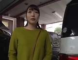 Ayane Suzukawa loves it when she gets freaky with sex toys