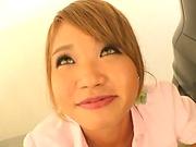 Kawasumi Hikaru knows how to blow hard poles