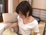 Airi Suzumura in raunchy hardcore toy scene indoors picture 13