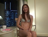 Naughty Japanese milf Tsubasa Ayana enjoys masturbation picture 12