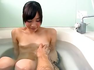 Airi Suzumura loves getting freaky in the bathroom