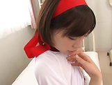 Airi Suzumura loves getting her small tits teased picture 15