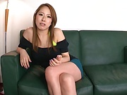 Japan milf goes the extra mile for a porn role