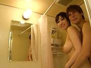 Mizuna Wakatsuki goes nasty on a big dick