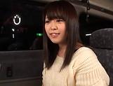 Sexy Japanese AV Model hard fucked in bondage style