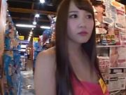 Sweet Japanese milf Tomoda Ayaka enjoys kinky fucking