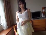 Hardcore sex with busty milf Yoshinaga Akane