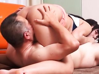 Hot Asian milf get her juicy wet muff drilled deep