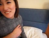 Raunchy POV scene involving hot Asian milf picture 5