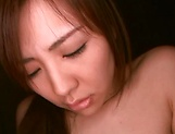 Nagasawa Azusa enjoys giving a spicy head picture 4