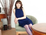 Amazing Tokyo milf, hot Japanese POV sex picture 8