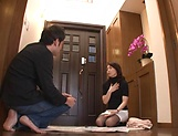 Sweet Asou Chiharu gets toyed by an old stud picture 13