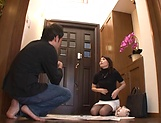 Sweet Asou Chiharu gets toyed by an old stud picture 14