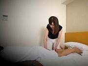 Hardcore darling receives rough and lewd bang pleasures
