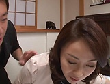 Cute lovely beauty Asou Chiharu loves being creampied