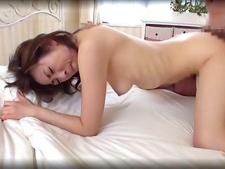 Ikumi Kondou enjoys 69 before getting slayed