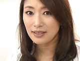 Lusty beauty Kobayakawa Reiko drilled in a foursome picture 7
