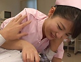 Sexy Aio Mizutani loves getting freaky with her boss picture 15