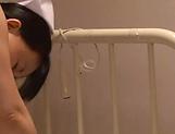 Bubbly nurse enjoys a steamy porn action