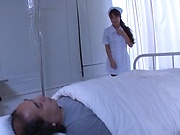 Naughty milf An Takase knows how to pleasure huge cocks