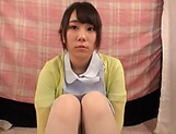 POV freaky sexual fun involving hot Asian nurse picture 10